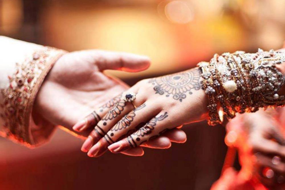Reyansh Weds Madhavi